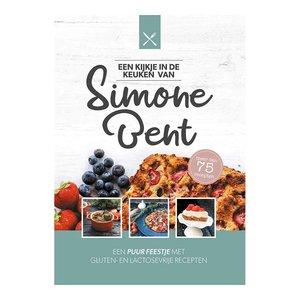Simone Bent Een kijkje in de keuken van Simone Bent - 96 recepten