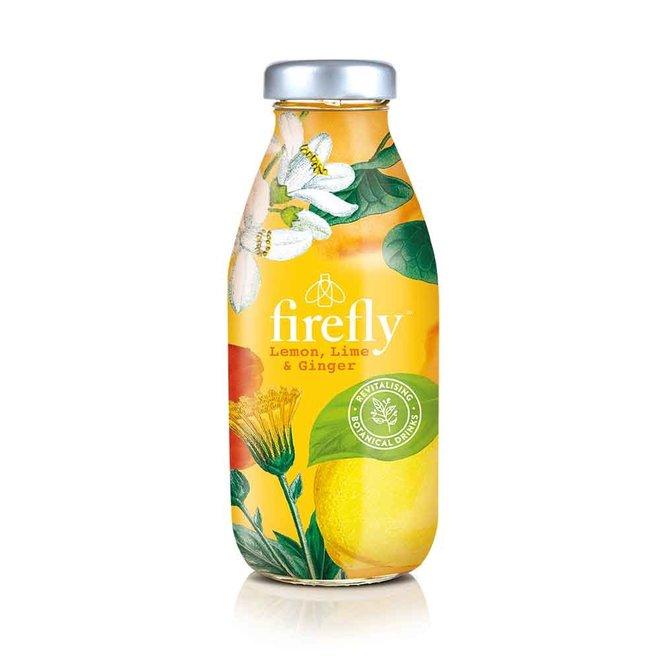 Fruitdrank Lemon, Lime & Ginger - 330ml
