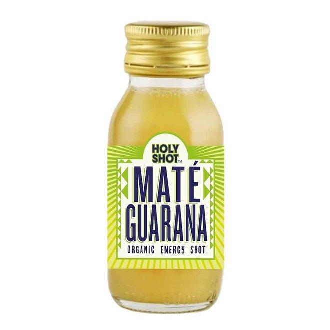 Maté-Guarana Shot - 60ml - BIO