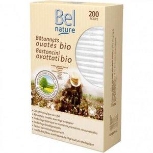 Bel Nature Wattenstaafjes Bio Katoen