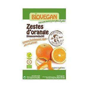 Biovegan Sinaasappelschillen geraspt 9g-BIO