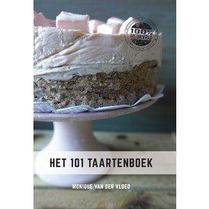 Monique van der Vloed 101 taartenboek