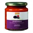 Pastasaus met gegrilde aubergines 300g