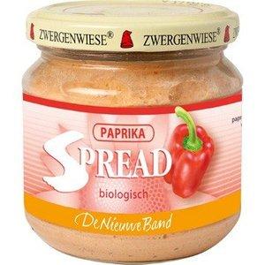 De Nieuwe Band Paprika Spread - 180g - BIO