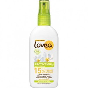 Lovea SPF 15 Sun Spray - BIO 125ml