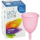 Menstruatiecup - Pink - maat S