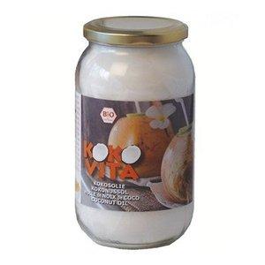 Kokovita Kokosolie Ontgeurd Virgin 1ltr - BIO