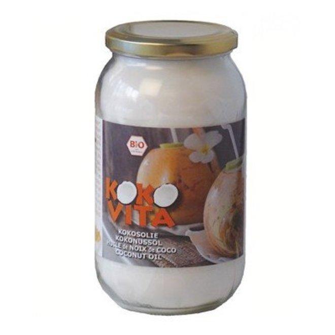 Kokosolie Ontgeurd Virgin - 1L - BIO