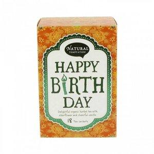 Natural Temptation Happy Birthday - Kruidenthee-BIO