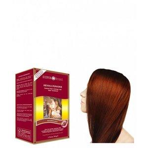 Surya Brasil Haarkleuring Henna Powder - Mahogany