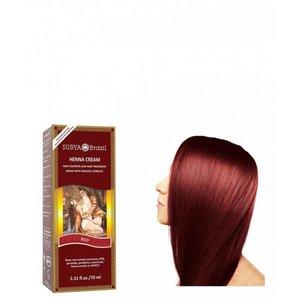 Surya Brasil Haarkleuring Henna Cream - Red