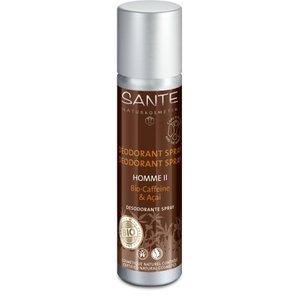 Santé Deo Spray Homme || Bio-Caffeine & Acai 100ml