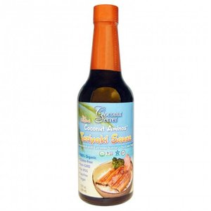 Coconut Secret Coconut Aminos Teriyaki Sauce - 296ml - BIO