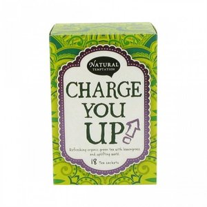 Natural Temptation Charge You Up - Kruidenthee - BIO