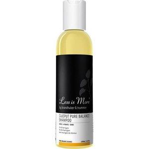 Less is More Cajeput Pure Balance Shampoo - 200 ml