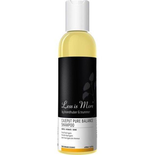 Cajeput Pure Balance Shampoo - 200 ml