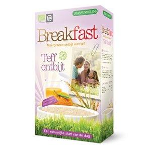 Joannusmolen Breakfast Teff Ontbijt - BIO