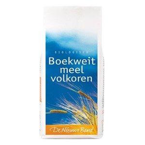 De Nieuwe Band Boekweitmeel - 500g - BIO