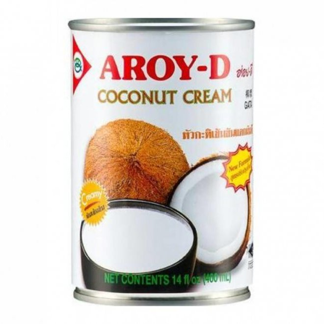 Kokosroom 21% vet - 400ml