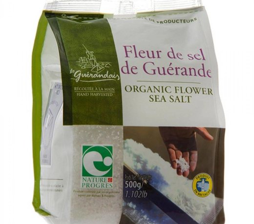Wereld zout