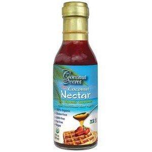 Coconut Secret Raw Coconut Nectar - 355ml - BIO
