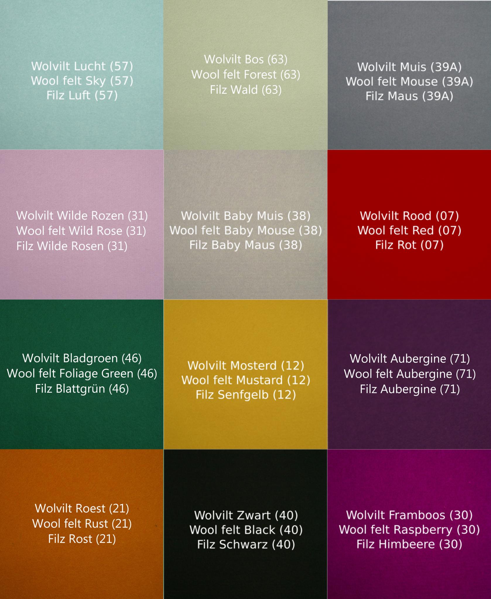 Wobbel Original Limited Edition Black Wash