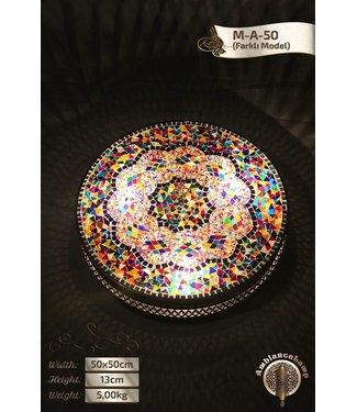 Istanbul Mosaic Ceiling Lamp