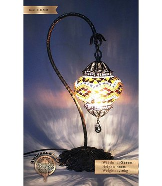 Ottoman desk lamp