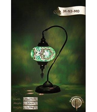 Ottoman bureau lamp