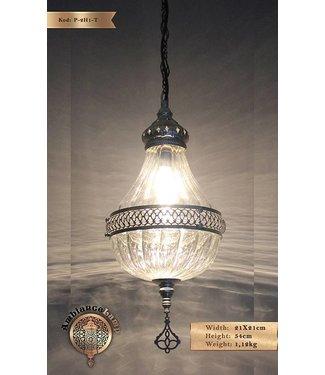 Hanging lamp top classic