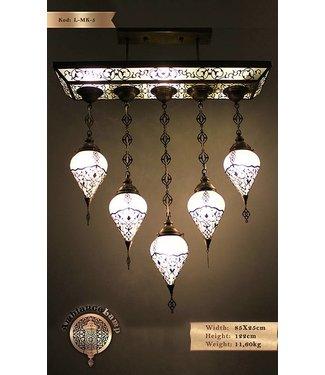Diamond 5 hanger
