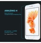 Nillkin Nillkin Amazing H Tempered Glass Screen Protector voor Apple iPhone 7/8 Plus
