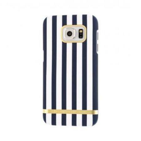 Richmond & Finch Richmond & Finch Satin Stripes Case Nautical voor Samsung Galaxy S7 Edge