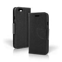 Wallet Book Case Zwart voor Samsung Galaxy S8