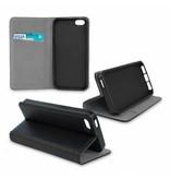 Mobiware Magnet Book Case Zwart voor Samsung Galaxy S8