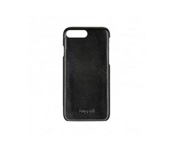 Bugatti Pocket Snap Case Porto Zwart Voor Apple IPhone 7/8 Plus