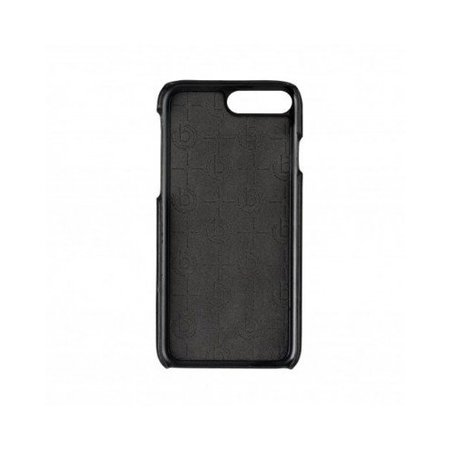 Bugatti Bugatti Pocket Snap Case Porto Zwart Voor Apple IPhone 7/8 Plus