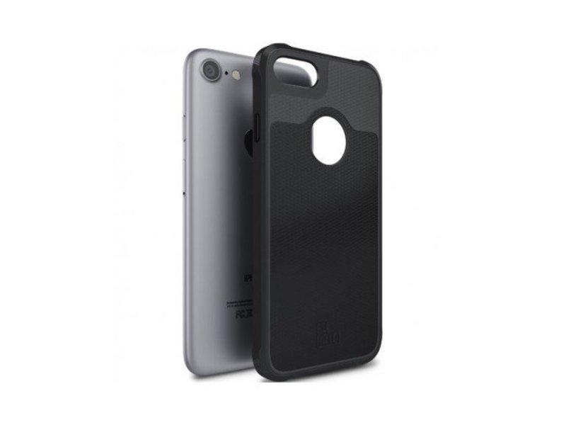 BeHello BeHello Impact Case Zwart/Grijs Voor Apple IPhone 7/8