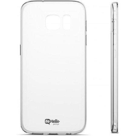 BeHello BeHello Gel Case Transparant voor Huawei P10 Lite