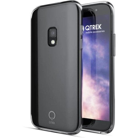 Qtrek Qtrek Gel Case Transparant voor Samsung Galaxy S8 Plus