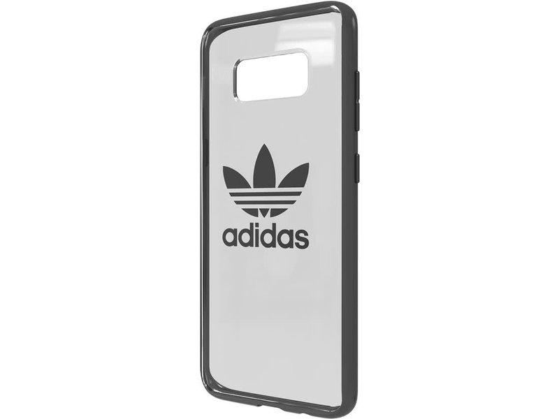 Adidas Adidas Clear Case Transparant voor Samsung Galaxy S8