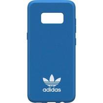 Adidas Slim Moulded Case Blauw voor Samsung Galaxy S8