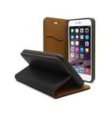 iHosen iHosen Leather Book Case Zwart voor de iPhone 7/8 Plus