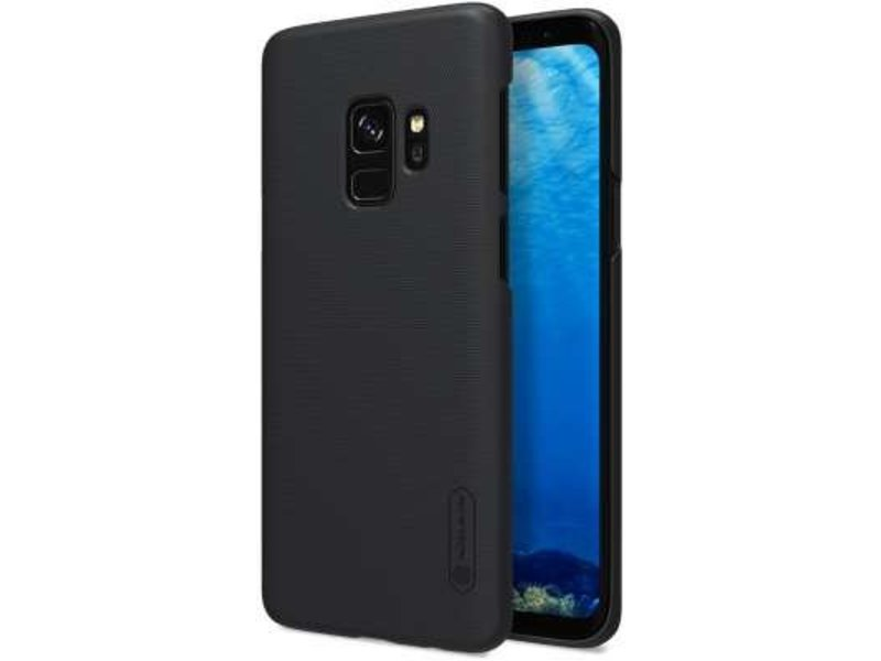 Nillkin Nillkin Super Frosted Shield Samsung Galaxy S9 (Black)