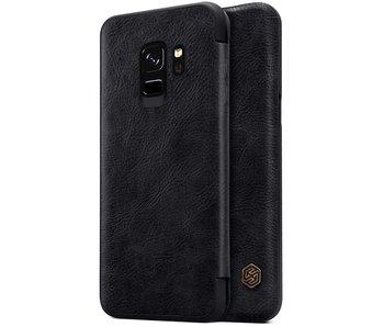 Nillkin Qin Leather Case Samsung Galaxy S9 (Black)