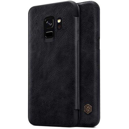 Nillkin Nillkin Qin Leather Case Samsung Galaxy S9 (Black)