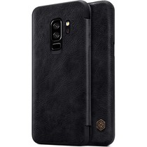 Nillkin Qin Leather Case Samsung Galaxy S9 Plus (Black)