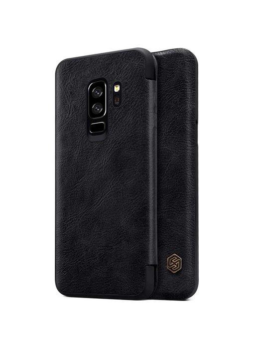 Nillkin Qin Leather Case Samsung Galaxy S9 Plus (Black)