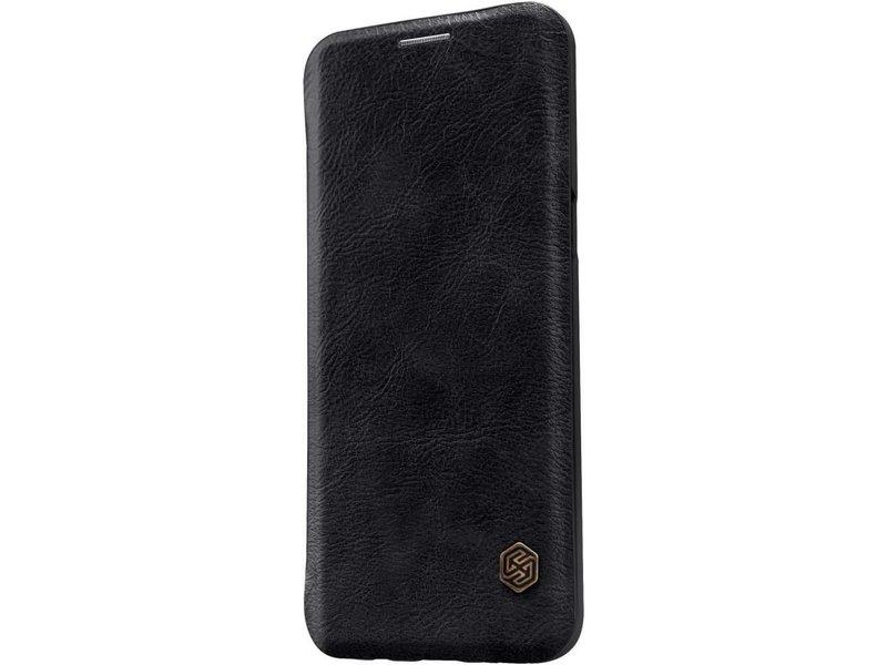 Nillkin Nillkin Qin Leather Case Samsung Galaxy S9 Plus (Black)