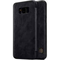 Nillkin Qin Leather Case Samsung Galaxy S8 Plus (Black)